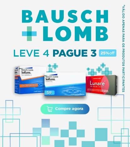 Leve 4 Pague 3 Bausch Lomb