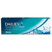 Dailies Aqua Comfort Plus com 10 unidades