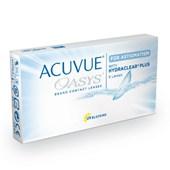 Lentes de contato Acuvue Oasys Astigmatismo