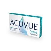 Lentes de contato Acuvue Oasys Transitions