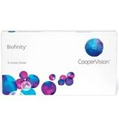 Lentes de contato Biofinity