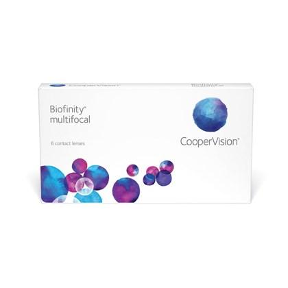 Lentes de contato Biofinity Multifocal