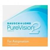 Purevision 2 para Astigmatismo